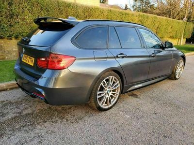 used BMW 320 3 Series 2.0 d M Sport Touring Auto (s/s) 5dr