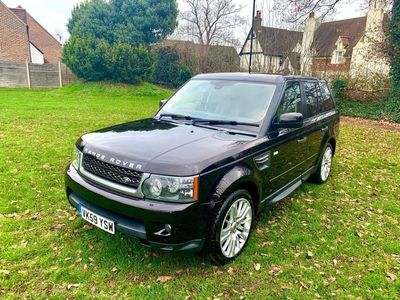 used Land Rover Range Rover Sport 3.0 TD V6 HSE 5dr