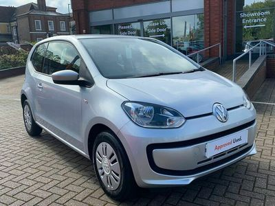 used VW up! up! 1.0 60PS Move