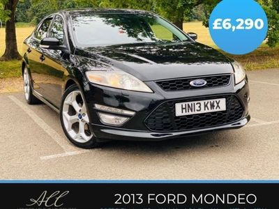 used Ford Mondeo 2.0 TDCi Titanium X Sport Hatchback 5dr Diesel Manual (139 g/km, 161 bhp)