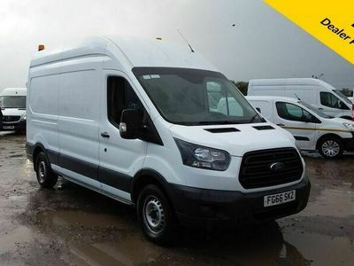 used Ford Transit 2.0 350 L3 H3 P/V DRW 130 BHP EURO 6 inch inch LONG WHEEL BASE HIGH ROOF 2016 (66)