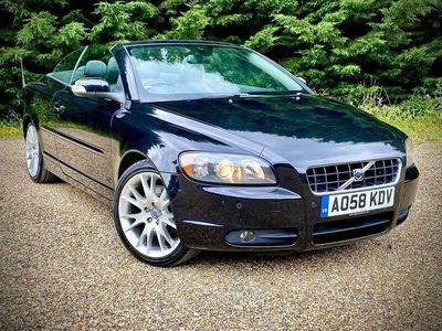 used Volvo C70 2.4TD SE Lux Geartronic