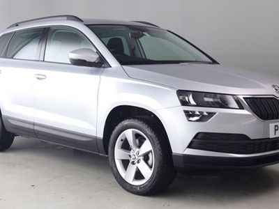 used Skoda Karoq 1.0 TSI (115 BHP) SE Manual 5-Door