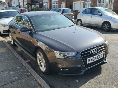 used Audi A5 2.0 TDI 177 S Line 5dr [5 Seat]