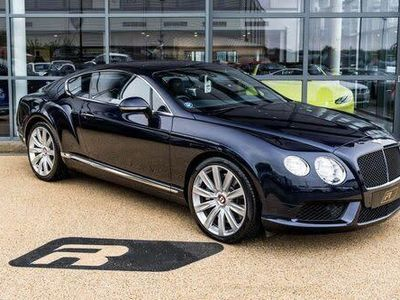 used Bentley Continental GT 4.0 GT V8 AUTO 4WD