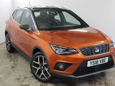used Seat Arona 1.0 TSI 115 Xcellence Lux 5dr Hatchback