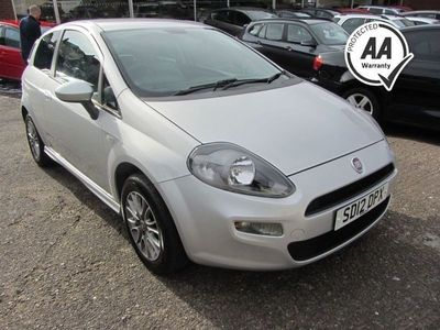 used Fiat Punto 1.4 GBT 3d 77 BHP WILL COME WITH FULL YEARS MOT