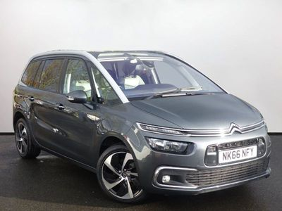 used Citroën Grand C4 Picasso 2.0 Bluehdi Flair 5Dr