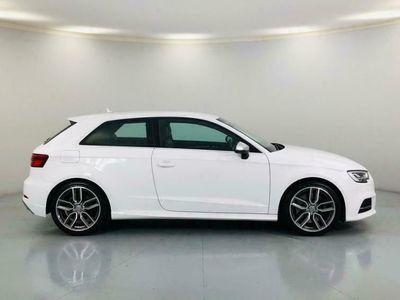 used Audi S3 S3 2.0QUATTRO 3d AUTO 306 BHP - SAT NAV hatchback