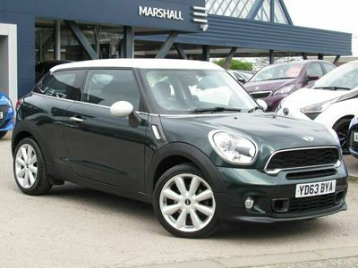 used Mini Cooper S Paceman 2.0 D 3dr