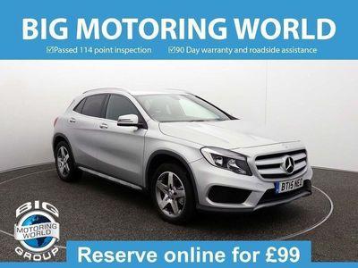 used Mercedes GLA200 Gla ClassCDI AMG LINE for sale | Big Motoring World