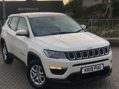 used Jeep Compass 1.6 Multijet 120 Sport 5dr [2WD]