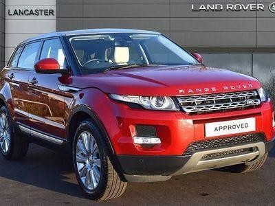 used Land Rover Range Rover evoque 2.2 Sd4 Prestige 5Dr Auto