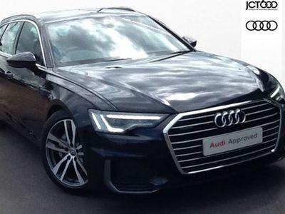 used Audi A6 50 Tdi Quattro S Line 5Dr Tip Auto