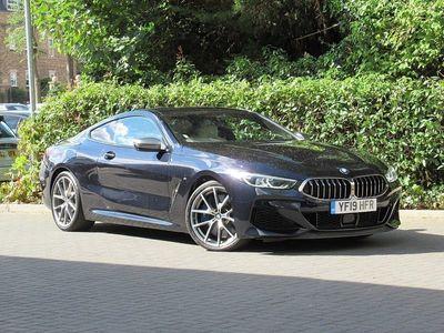 used BMW M850 8 SeriesxDrive 2dr Auto