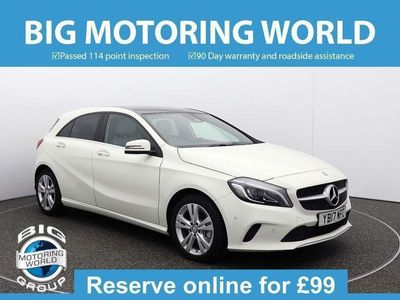 used Mercedes A200 A ClassD SPORT PREMIUM PLUS for sale   Big Motoring World