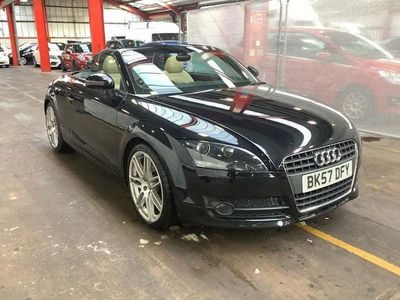 used Audi TT Roadster 2.0 T S Tronic 2dr