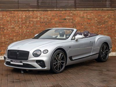 used Bentley Continental 6.0 W12 GTC First Edition Auto 4WD 2dr