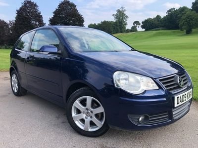 used VW Polo MATCH 60BHP 1.2 3dr