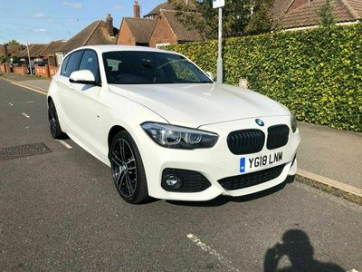used BMW 120 1 Series 2.0 i M Sport Shadow Edition Sports Hatch (s/s) 5dr