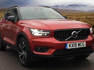 used Volvo XC40 D3 AWD R Design Auto (20' Alloys, Intellisafe Pro, Rear Camera, Power Tailgate...)