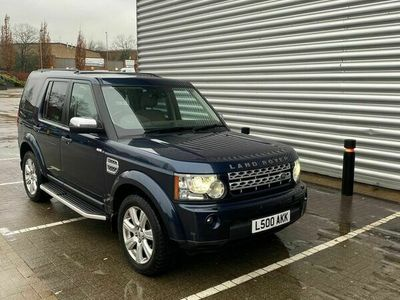 used Land Rover Discovery 4 HSE 3.0