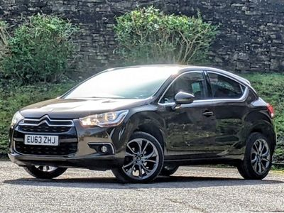 used Citroën DS4 1.6 E-HDI DSTYLE AIRDREAM 5DR AUTOMATIC