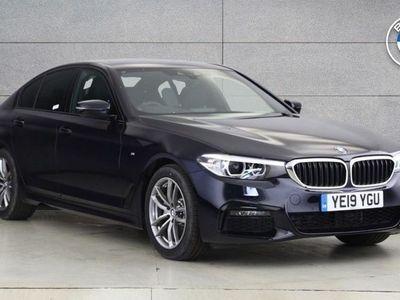 used BMW 520 i M Sport Saloon