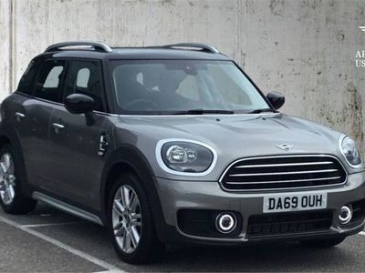 used Mini Cooper Countryman Exclusive 1.5 5dr