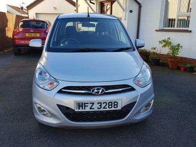 used Hyundai i10 1.2 Active 5dr