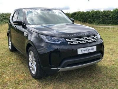 used Land Rover Discovery 2.0 SD4 (240hp) HSE Auto diesel sw