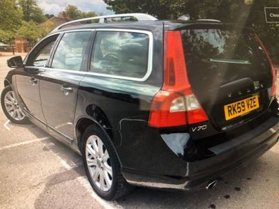 used Volvo V70 2.4 D5 SE Lux Geartronic 5dr