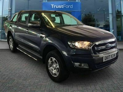 used Ford Ranger Pick Up Double Cab Limited 2.2 TDCi 150 4WD