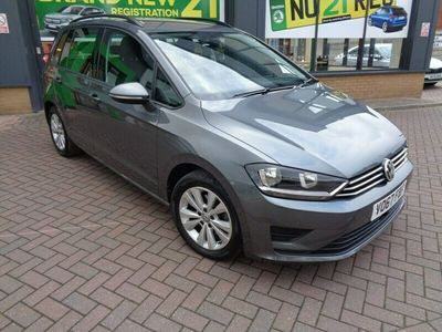 used VW Golf Sportsvan 1.4 TSI BlueMotion Tech SE (s/s) 5dr