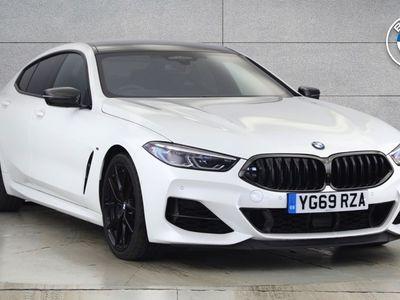 used BMW M850 xDrive Gran Coupe