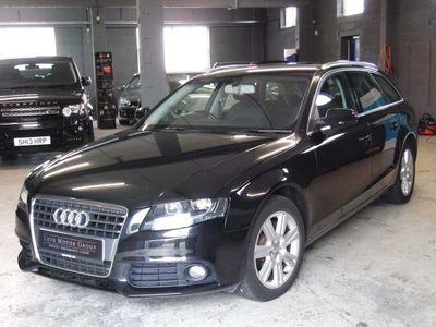 used Audi A4 Avant 2.0 TDI SE Multitronic 5dr