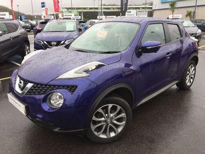used Nissan Juke 1.5 dCi Tekna 5dr