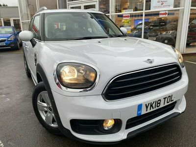 used Mini Cooper Countryman 1.5 Steptronic (s/s) 5dr