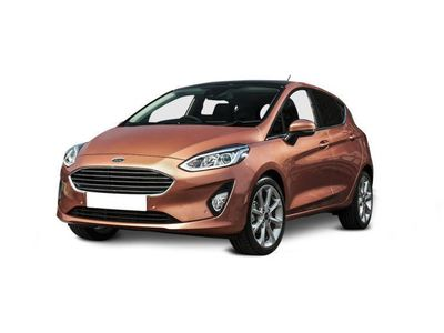 used Ford Fiesta 1.0 100ps Zetec 5dr