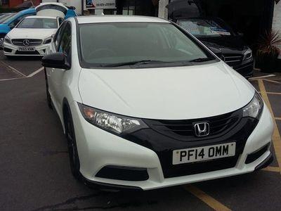 used Honda Civic 1.6 i-DTEC Black Edition 5dr