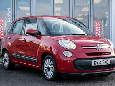 used Fiat 500L 0.9 TwinAir Pop Star 5dr