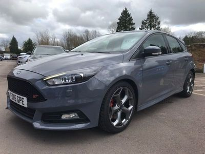 used Ford Focus 2.0 Tdci 185 St-3 5Dr