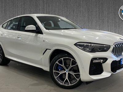 used BMW X6 xDrive40i M Sport