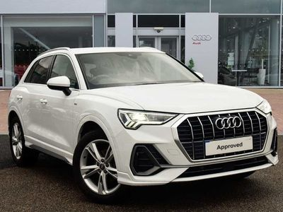 used Audi Q3 S line 35 TFSI 150 PS 6-speed Estate 2019
