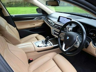 used BMW 730 7 Series 3.0 d Auto xDrive (s/s) 4dr