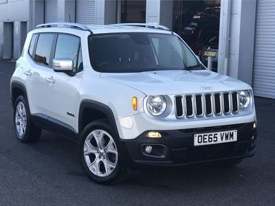 used Jeep Renegade 2.0 MultiJetII Limited 4WD (s/s) 5dr