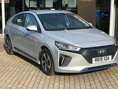 used Hyundai Ioniq Premium Se Hev S-A 1.6 5dr