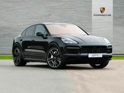 used Porsche Cayenne Turbo Coupe