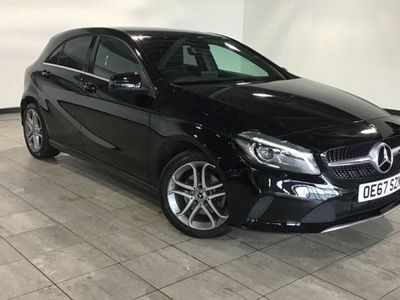 used Mercedes A200 A-ClassSport Edition 5dr Auto