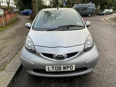 used Toyota Aygo 1.0 VVT-i Platinum 5dr